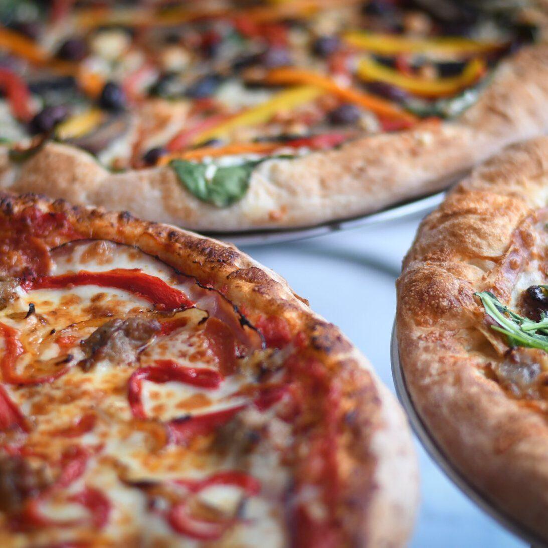 "10"" & 14"" Gourmet Pizzas"